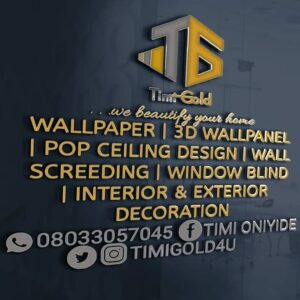 timigold interior Decoration